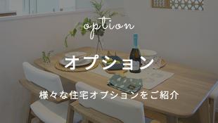 オプション 様々な住宅オプションをご紹介