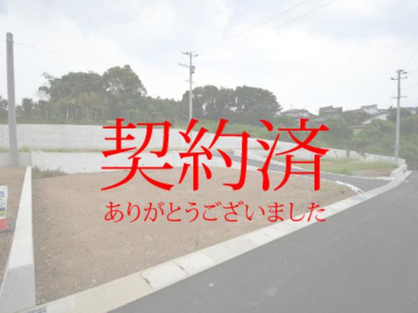 上諏訪第二団地 宅地6(条件付き宅地)