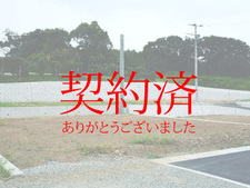 🆕上諏訪第二団地 宅地5(条件付き宅地)